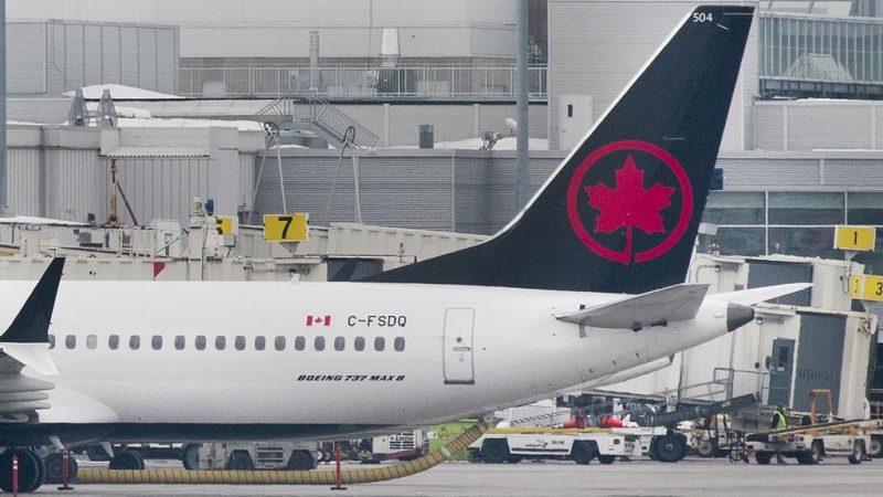 Air Canada: проблемные лайнеры останутся на земле до августа
