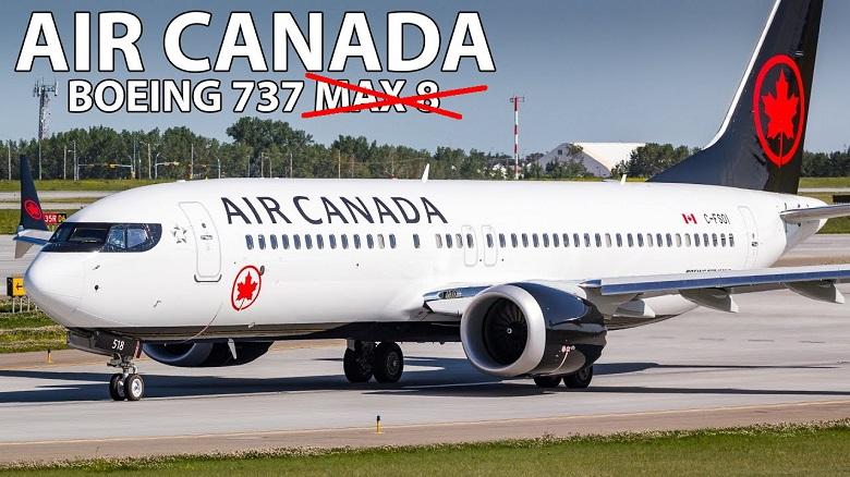 Air Canada утрясла график без проблемных боингов