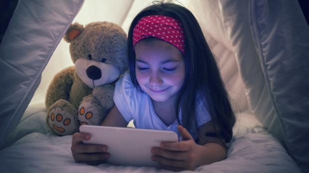 Слишком много экрана— вредно для детей