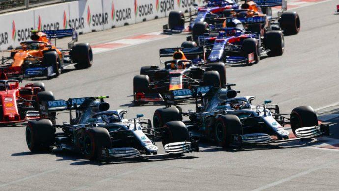 Лэнс Стролл заработал первые очки в сезоне «Формулы-1»