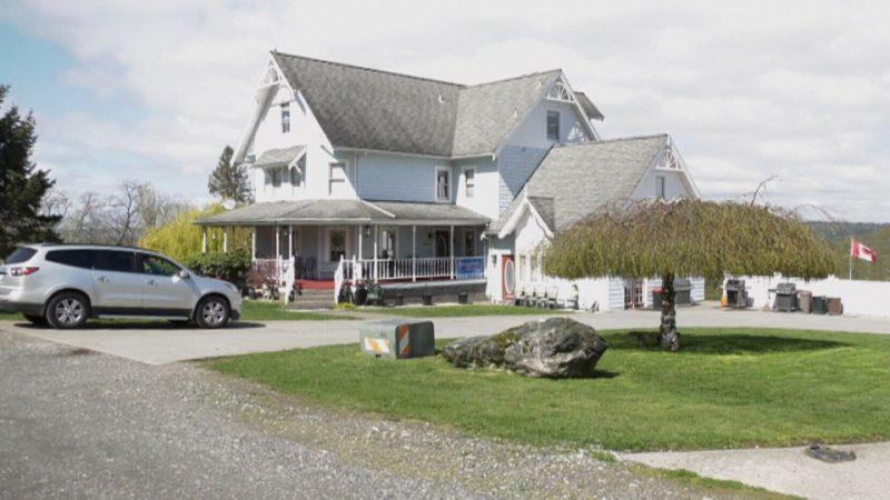 Гостиница «Контрабандист» обвиняется в переправке нелегалов в Канаду