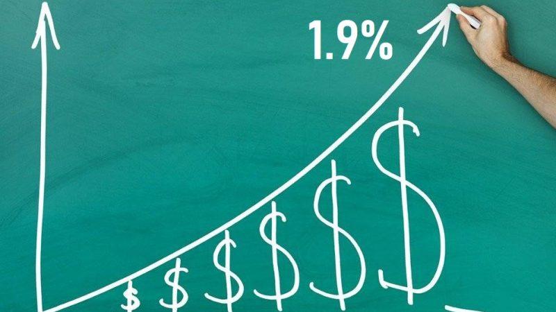 Инфляция в марте в Канаде: 1.9%