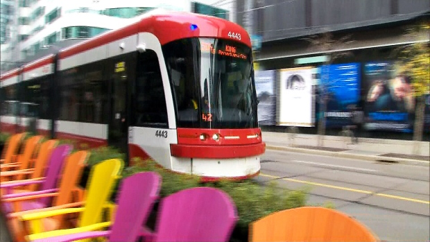 Запрет на частный транспорт на King Street будет постоянным