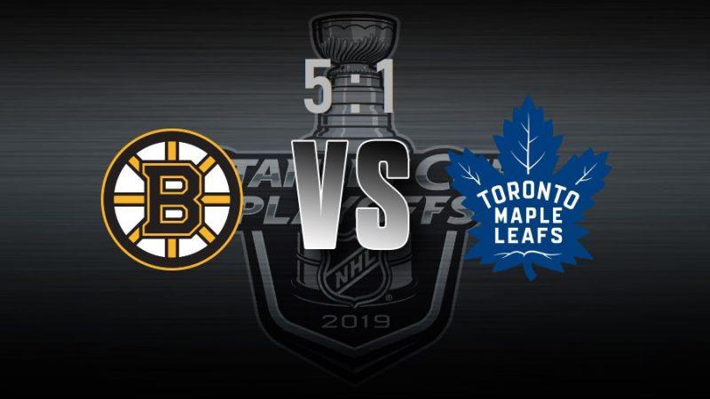 Toronto Maple Leafs: отпуск после поражения от «Бостона»