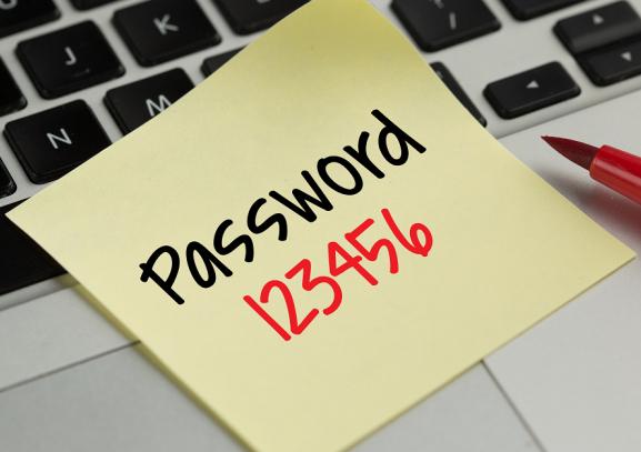 Еще раз про пароль: «123456» практически гарантируют взлом аккаунта