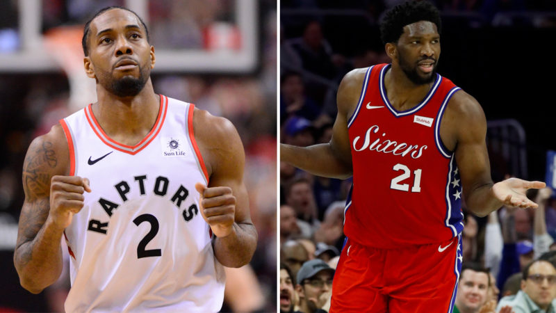 Toronto Raptors начали второй круг плей-офф с победы