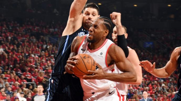 Toronto Raptors упустили победу в первом матче плей-офф