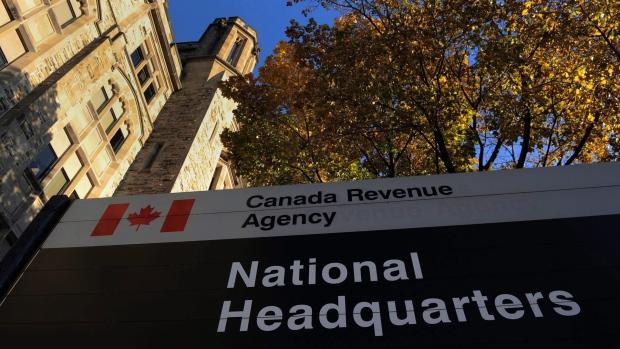 В Канаде простили налогов на $133 миллиона