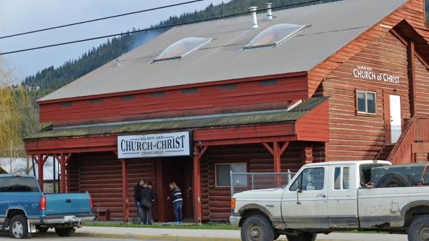 В церкви на западе Канады стреляли: один убит, один ранен