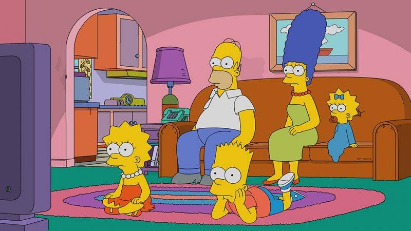 Воскресная серия «Симпсонов» посвящается Канаде