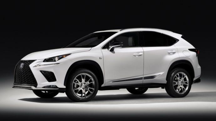 Канаде доверили сборку внедорожников Lexus NX