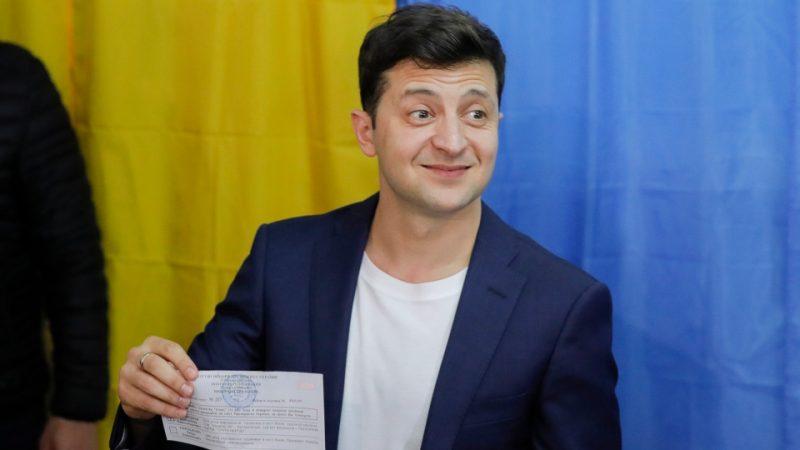 Премьер-министр Канады поздравил нового президента Украины