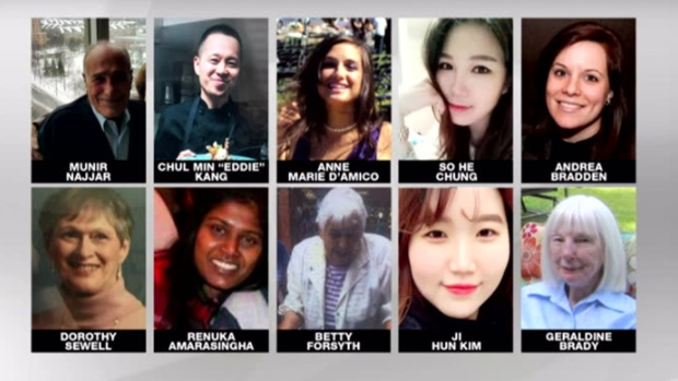 В Торонто отмечают годовщину трагедии на улице Yonge