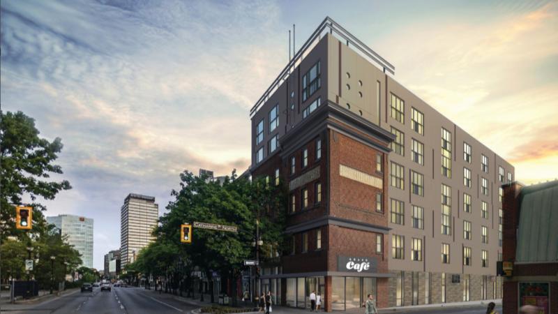 Gore Park lofts: великолепное инвестиционное предложение!