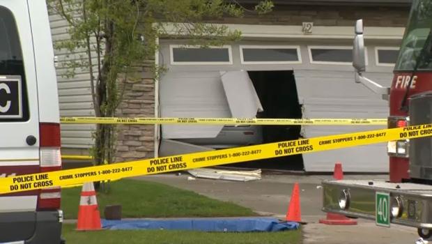 Взрыв в частном доме в Калгари: двое погибших