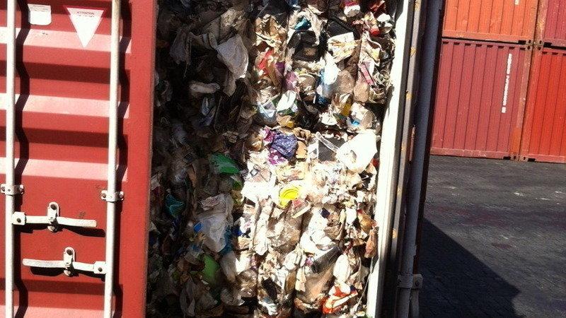 Филиппинский мусор станет топливом для электростанции