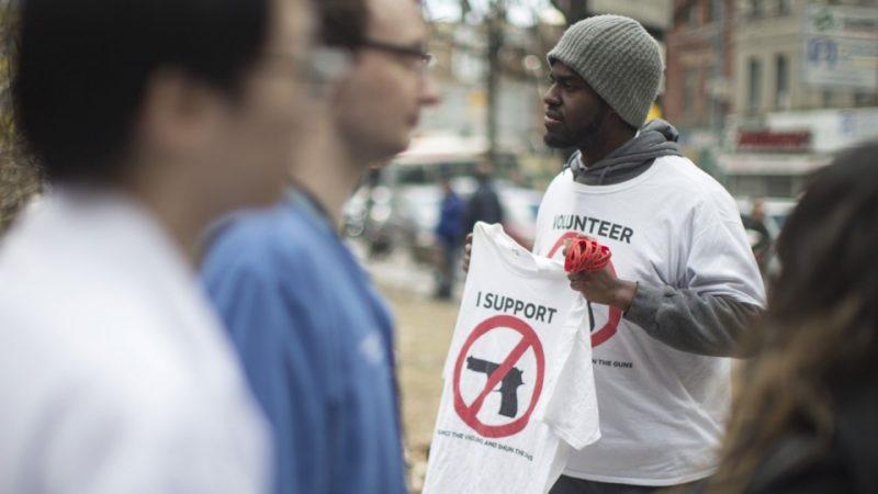 Прием оружия в Торонто окончен