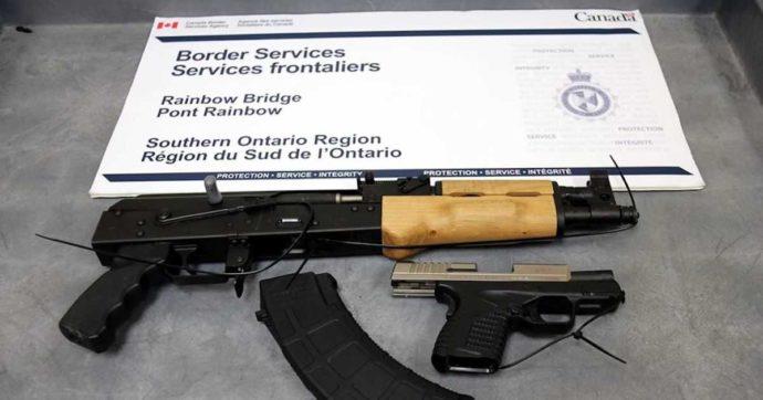 Какими путями к преступникам попадает огнестрельное оружие