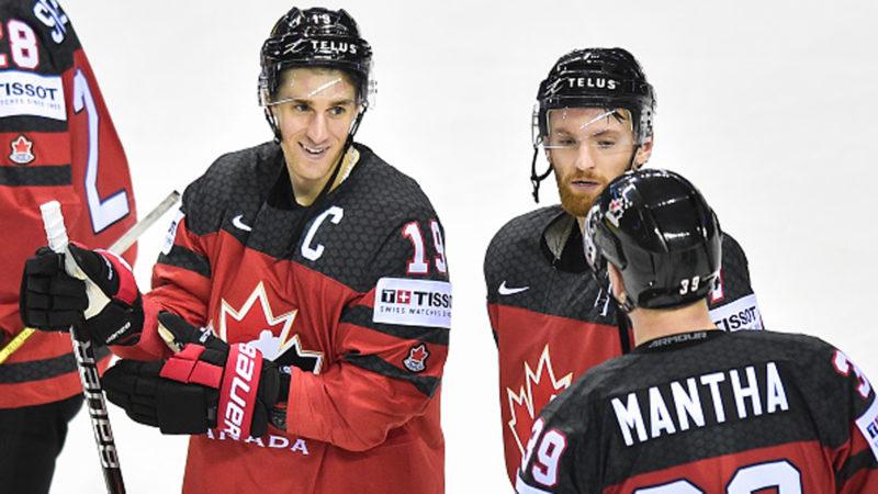 Финал чемпионата мира по хоккею— Канада— Финляндия