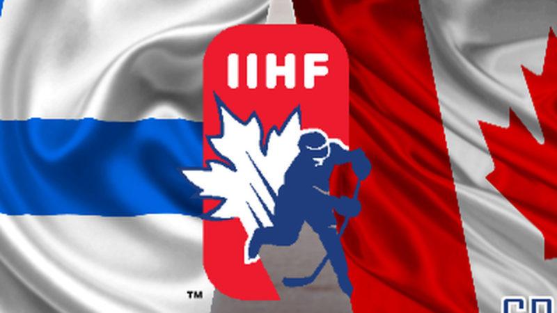 Канада завоевала серебро чемпионата мира по хоккею
