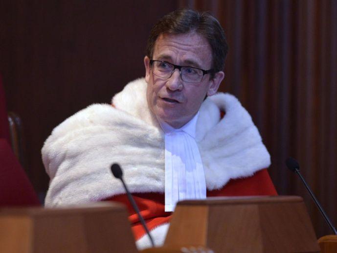 Пропавший в Оттаве судья бродил по городу из-за панической атаки