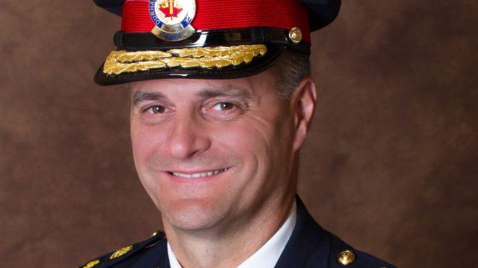 Шеф полицейской службы региона Дурэм снят с должности