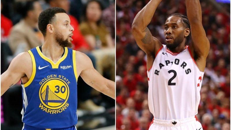 Toronto Raptors: победа в первой встрече финала НБА