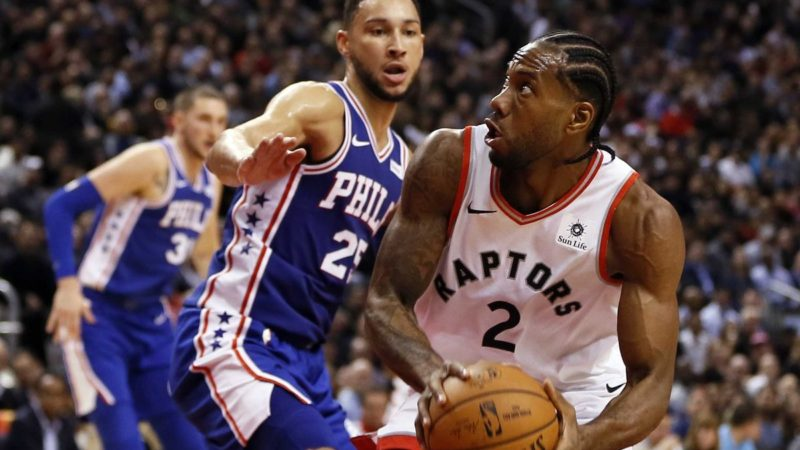 Toronto Raptors вырвали победу в седьмом матче серии