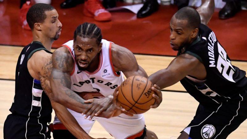 Toronto Raptors стали чемпионами Восточной Конференции НБА