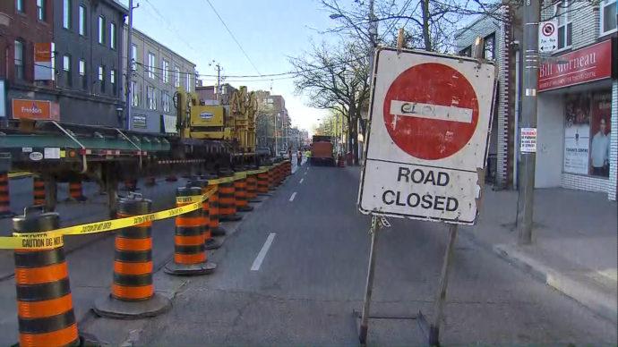 Торонто: невиданный объем работ по ремонту инфаструктуры