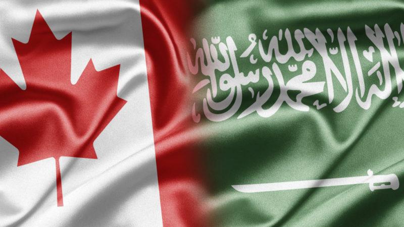Саудовские студенты все еще учатся в Канаде