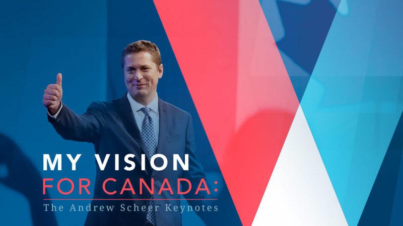 Эндрю Шир— «моя Канада в будущем»