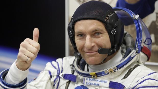 Имена победителей научной Олимпиады огласили с орбиты