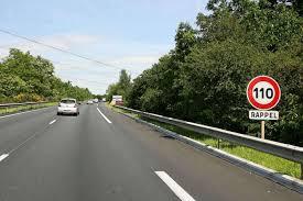 Пилотный проект повышает максимальную скорость на трех шоссе до 110 км/ч