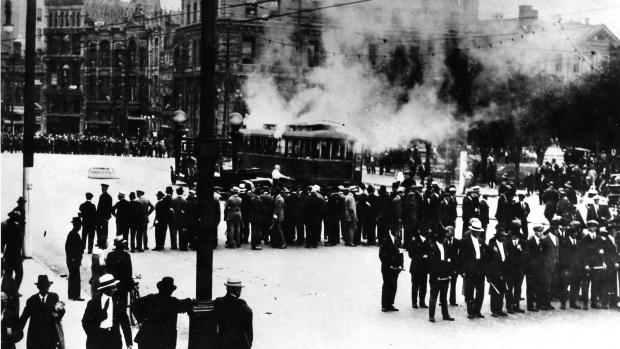 Канадской революции сто лет назад произойти не дали