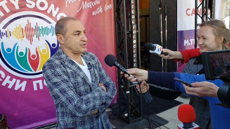 Хор Турецкого дал бесплатный концерт в Торонто