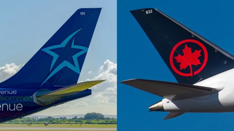 Air Canada все же покупает Air Transat