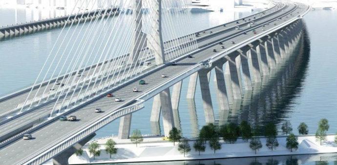 В Монреале открылся мост имени Самюэля де Шамплена