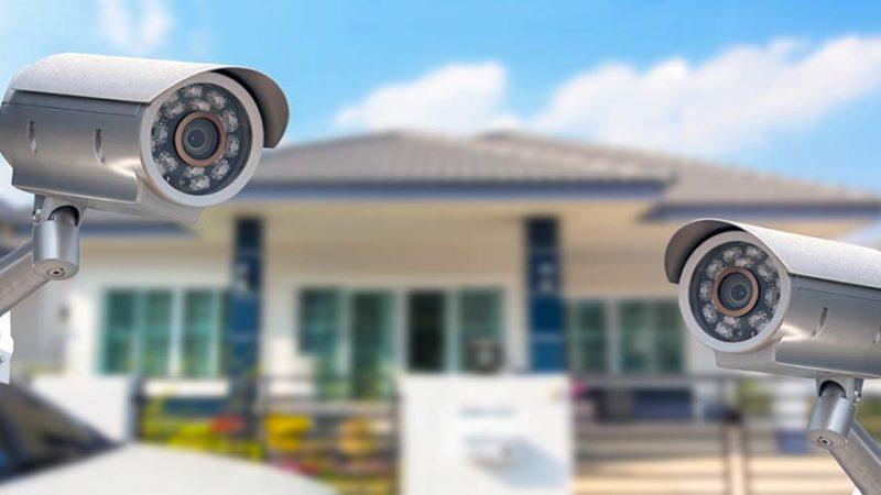 Полиция просит зарегистрировать камеры системы безопасности