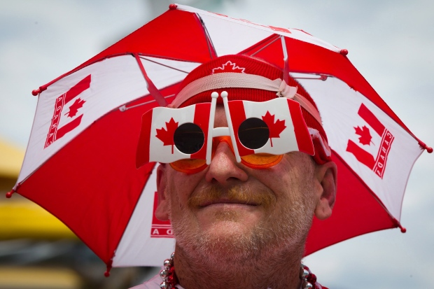 Торонто празднует День Канады: закрыто/открыто/салют!