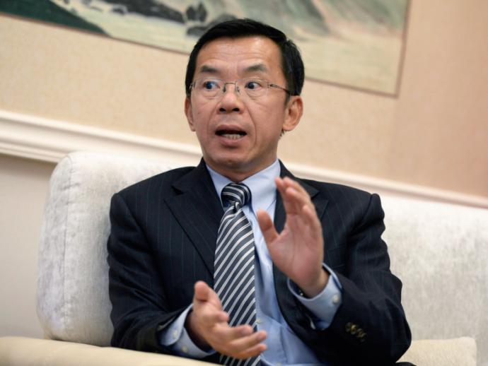 Китайский посол уезжает из Канады