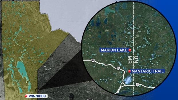 На горной тропе в Онтарио погиб юный турист