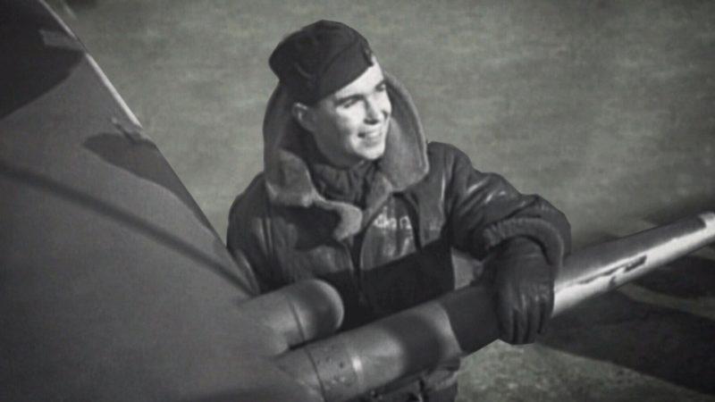 Второй фронт: канадский пилот-счастливчик Чарли Фокс