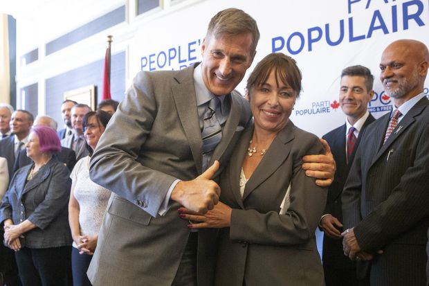 Вдова Роба Форда Рената идет в политику