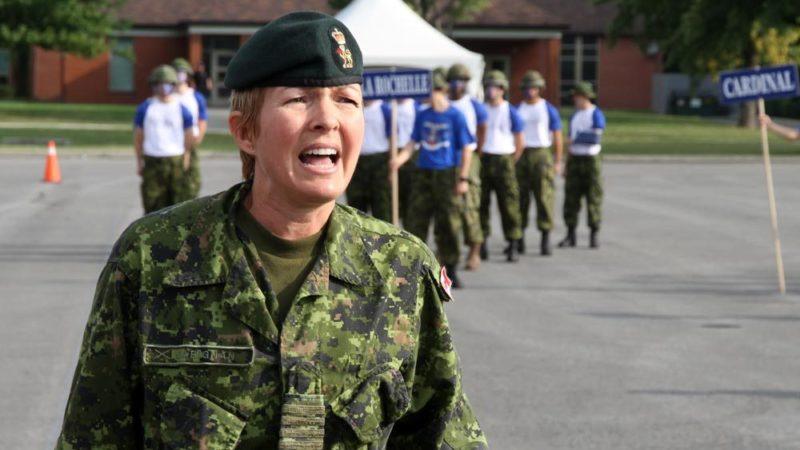 Канадских инструкторов в Ираке возглавит генерал-майoр Дженни Кариньян