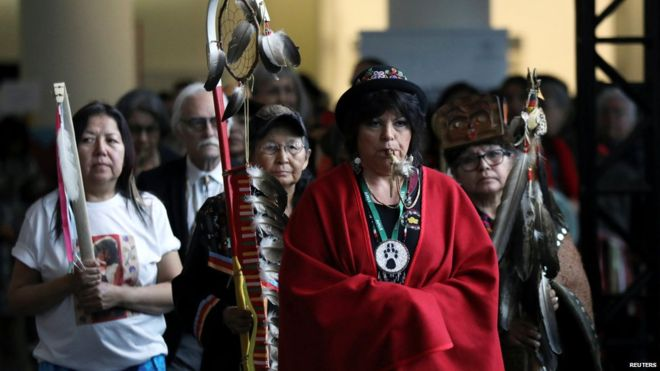 Канадское государство причастно к геноциду коренных жительниц страны