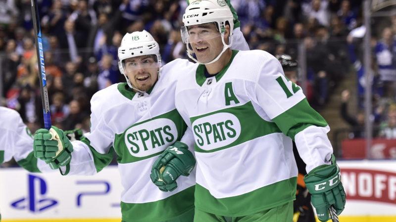 Toronto Maple Leafs: Марло отправляется в Каролину