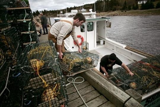 Наркотики— проблема канадских рыбаков