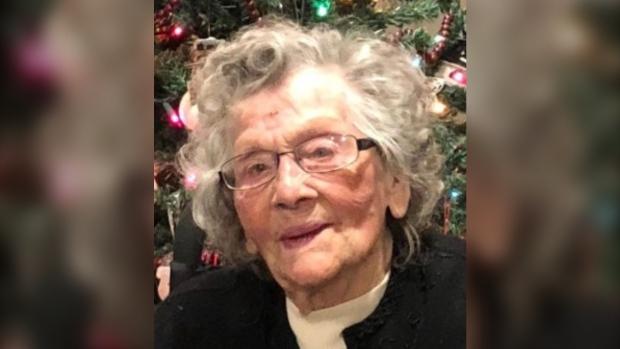 Скончалась старейшая из жителей Канады