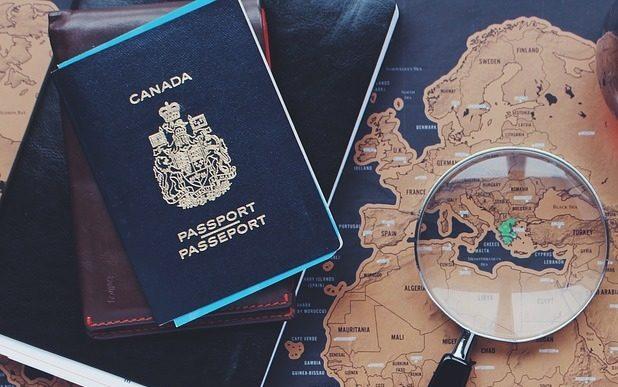 Канадский паспорт— на 4 месте по «безвизу»